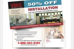 Local Business Advertising Postcard Mailer